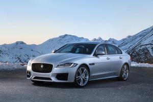 2017 Jaguar XF gains All Wheel Drive diesel option