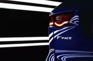 Jaguar F-Pace name confirmed for C-X17 inspired SUV