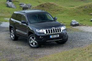 The new 2011 Jeep Grand Cherokee
