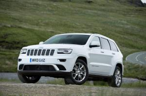 2014 Jeep Grand Cherokee on sale 19 July, priced from £36,995