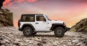Jeep Wrangler 2-door Sport