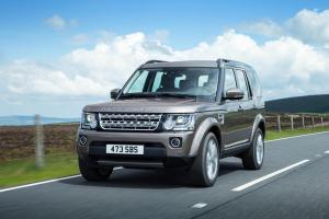 2015 Land Rover Discovery range revised