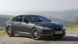 Exclusive new Black Pack for Jaguar XF