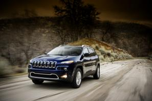 The new 2014 Jeep Cherokee