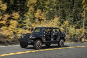 2019 Jeep Wrangler Sahara Unlimited
