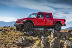 Jeep Gladiator pickup – 14 years in the making