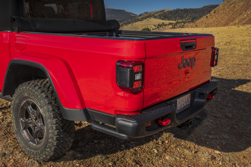 Jeep Gladiator pickup – 14 years in the making | TestDriven