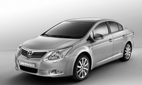 2009 Toyota Avensis Saloon and Tourer