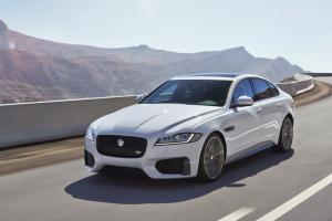 New Jaguar XF on sale now, priced from £32,300