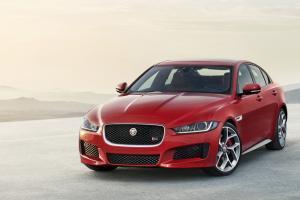 New Jaguar XE S
