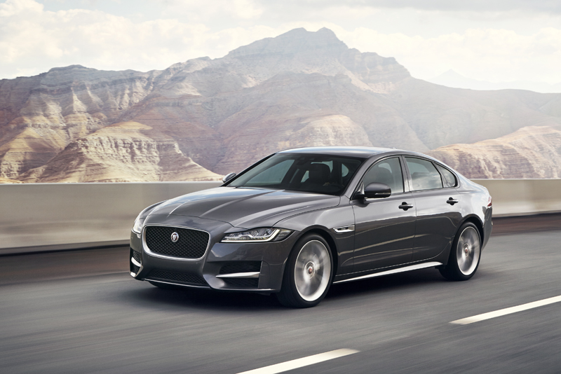 New Jaguar XF on sale now, priced from £32,300   News   TestDriven