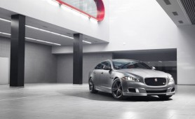 Jaguar XJR makes global debut in New York