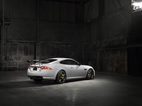New Jaguar XKR-S GT unveiled in New York