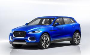 Jaguar officially reveals C-X17 Sports Crossover Concept