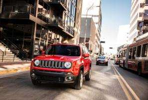 2015 Jeep Renegade unveiled