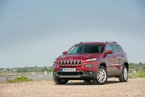 2015 Jeep Cherokee Review