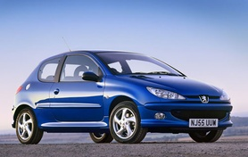 Peugeot 206 range revised