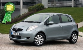 Toyota Yaris named Green Car of the Year 2008