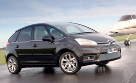 Citroen C4 Picasso Lounge special edition
