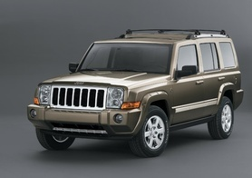 Jeep Commander unveiled at New York