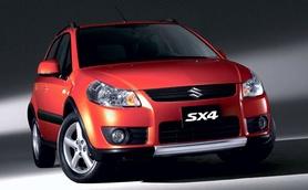 All-new Suzuki SX4