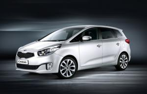 2013 Kia Carens to be unveiled at Paris show