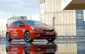 New 2013 Kia pro_cee'd prices and specs announced