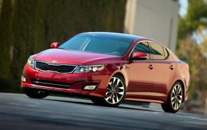 2014 Kia Optima unveiled in New York