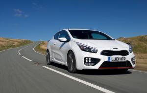 New Kia pro_cee'd GT on sale 1 July priced from £19,995