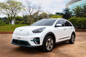 Fully electric Kia Niro EV revealed
