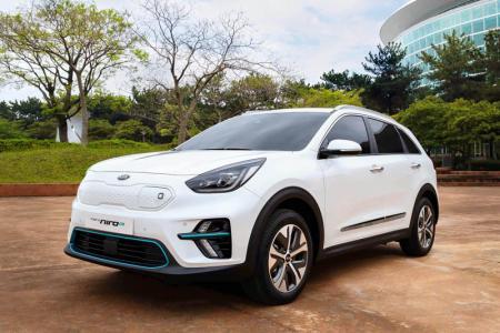Fully electric Kia Niro EV revealed