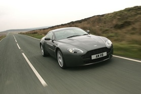 New Sportshift Transmission for Aston Martin V8 Vantage