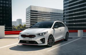 Sporty Kia Ceed GT on sale early 2019
