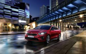 New Kia ProCeed shooting brake unveiled