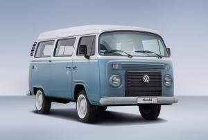 VW Kombi Last Edition celebrates 56 years of production