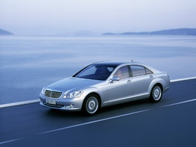 New Mercedes-Benz S-Class prices announced