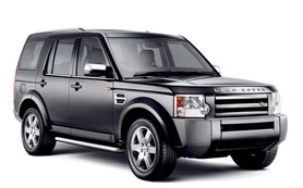 Land Rover Discovery 3 Pursuit
