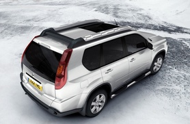 Nissan X-Trail ARCTIX Sports Adventure