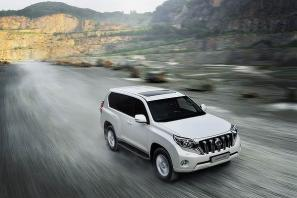 2014 Toyota Land Cruiser to receive a new look