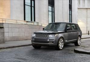 Range Rover SVAutobiography revealed