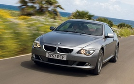 New BMW 6 Series Coupe and Convertible on sale