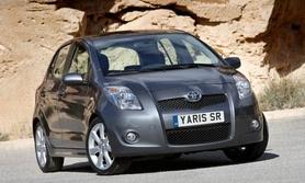 Toyota Yaris SR 1.8