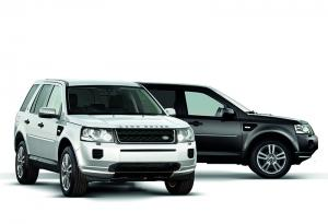 Land Rover Freelander 2 Black & White Limited Edition available now, from £22,495