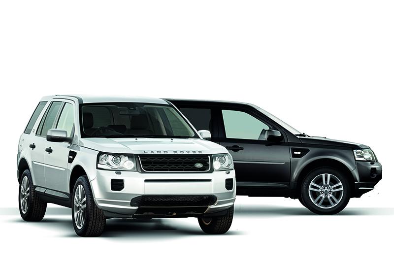 Land Rover Freelander 2 Black & White Limited Edition