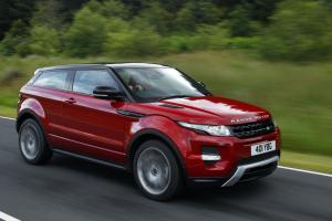 New Range Rover Evoque five-year Service Pack