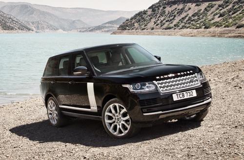 2013 Range Rover full details revealed