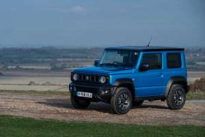 New Suzuki Jimny priced from £15,499