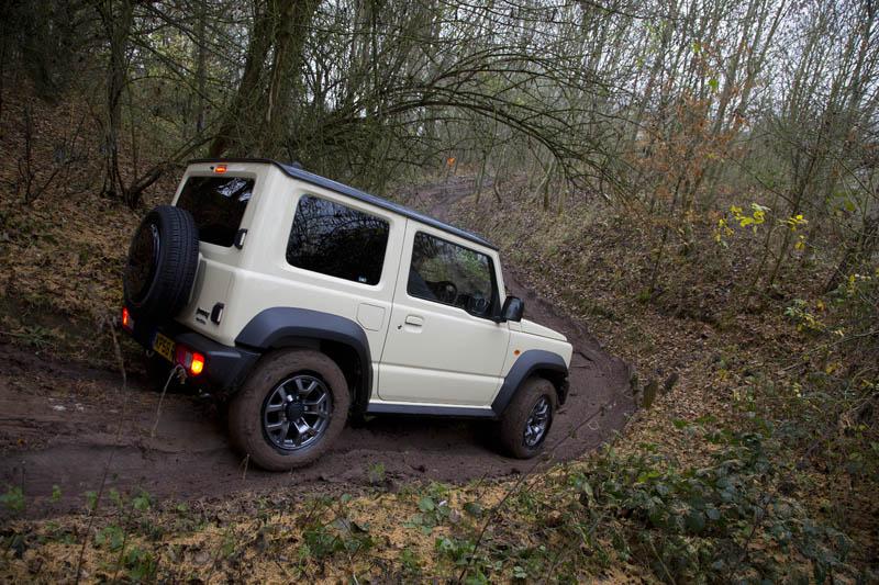 New 2019 Suzuki Jimny Uk Review Testdriven
