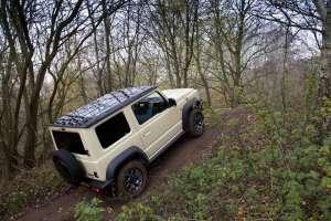 2019 Suzuki Jimny off-road