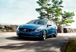 Volvo V60 Plug-in Hybrid now available in R-Design spec